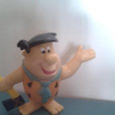 Figuras de Goma y PVC: PEDRO PICAPIEDRA - HANNA BARBERA. Lote 44732006