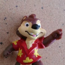 Figura goma Alvin y las ardillas Bullyland
