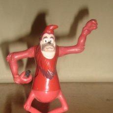 Figuras de Goma y PVC: FIGURA ARTICULADA DE DISNEY. MONO CON WALKMAN. 14.50 CMS.. Lote 44823179