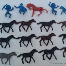 Figuras de Goma y PVC: LOTE INDIO COMANSI, N 1. Lote 44271930