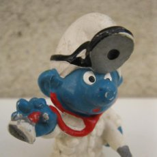 Figuras de Goma y PVC: PITUFO DOCTOR - FIGURA DE PVC.. Lote 44968875