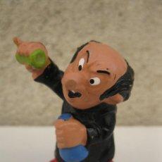 Figuras de Goma y PVC: GARGAMEL - PERSONAJE DE LOS PITUFOS - FIGURA DE PVC.. Lote 44969255