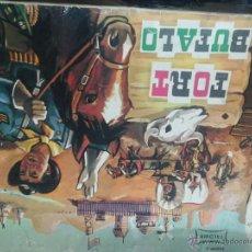 Figuras de Goma y PVC: FORT BUFALO DE FALOMIR DE LOS 70. Lote 44985695