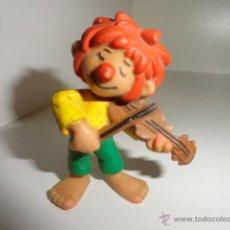 Figuras de Goma y PVC: PUMUKI DE BULLY TOCANDO EL VIOLIN. Lote 45988000