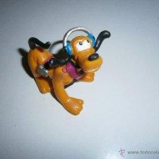 Figuras de Goma y PVC: FIGURA PLUTO GOMA. Lote 45125742