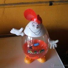 Figuras Kinder: EXPOSITOR HUEVOS CHOCOLATE KINDER SORPRESA.. Lote 200310520