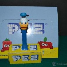 Figuras de Borracha e PVC: DISPENSADOR DE CARAMELOS PEZ. Lote 45168041