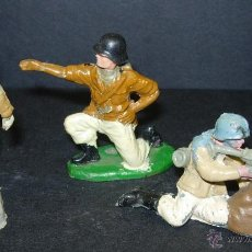 Figuras de Goma y PVC: FIGURAS SOLDADOS , DE PECH. Lote 45273304