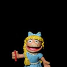 Figuras de Goma y PVC: RARA FIGURA - EL BARRIO SESAMO COMICS SPAIN. Lote 45285251