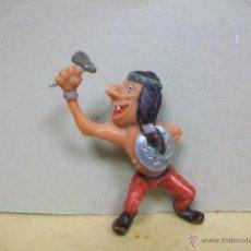 Figuras de Goma y PVC: FIGURA PLASTICO INDIO DE JECSAN SERIE BOYBIS - INDIO JECSAN COMICOS DE JECSAN BOYBIS. Lote 45314270