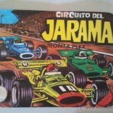 Figuras de Goma y PVC: MONTAPLEX SOBRE VACIO CIRCUITO DEL JARAMA SOLDADOS SOLDADITOS . . Lote 45367904