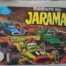 Figuras de Goma y PVC: MONTAPLEX SOBRE VACIO A1 CIRCUITO DEL JARAMA SOLDADOS SOLDADITOS . . Lote 45367981
