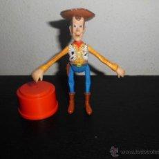 Figuras de Goma y PVC: MUÑECO FIGURA TOY STORY BUDDY DISNEY . Lote 45389885