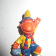 Figuras de Goma y PVC: FIGURA GOMA DURA 1998 BULLY. Lote 45059192