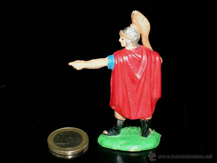 Figuras de Goma y PVC: Figura Legionario Romano, fabricado en goma, Reamsa, Original años 50/60. - Foto 2 - 45625031
