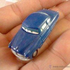 Figuras Kinder: FIGURA MUÑECO OBSEQUIO REGALO KINDER 5 CMS CARS COCHE . Lote 45627203