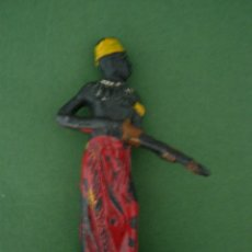 Figuras de Borracha e PVC: FIGURA ASKARI GULLIVER. Lote 45743899
