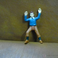 Figuras de Goma y PVC: FIGURA/JUGUETE TINTIN-HERGE.- MIDE 8,50 APRÓX.. Lote 45743998