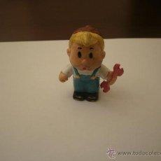 Figuras de Goma y PVC: PERSONAJE DE MEMO PVC AÑOS 80 ENRLAG MADE IN SPAIN. Lote 45747803