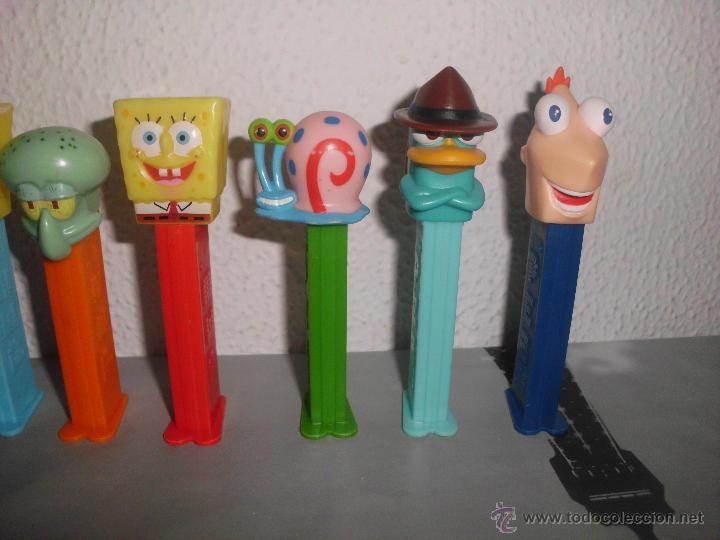 Dispensador Pez: dispensadores de caramelos pez dispensador caramelo personajes series animadas pfs - Foto 3 - 74250329