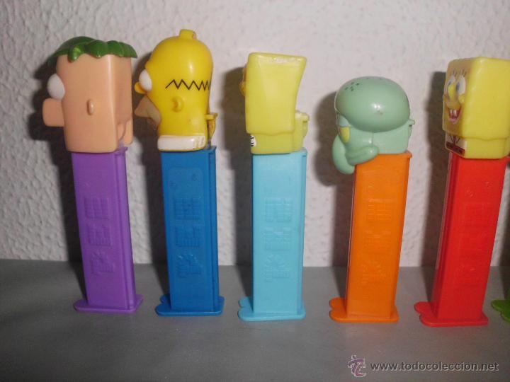 Dispensador Pez: dispensadores de caramelos pez dispensador caramelo personajes series animadas pfs - Foto 5 - 74250329