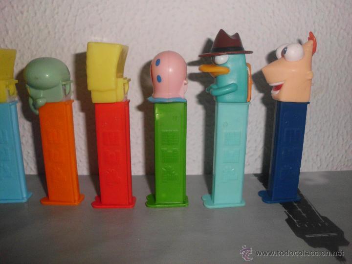 Dispensador Pez: dispensadores de caramelos pez dispensador caramelo personajes series animadas pfs - Foto 6 - 74250329