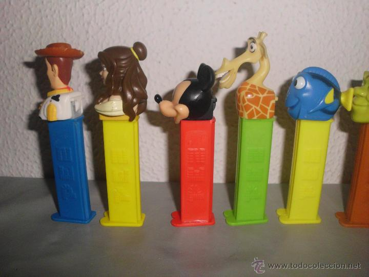 Dispensador Pez: dispensadores de caramelos pez dispensador caramelo personajes disney pfs - Foto 5 - 74250855