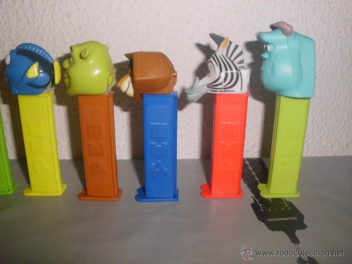 Dispensador Pez: dispensadores de caramelos pez dispensador caramelo personajes disney pfs - Foto 6 - 74250855