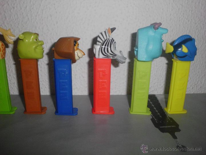 Dispensador Pez: dispensadores de caramelos pez dispensador caramelo personajes disney pfs - Foto 12 - 74250855