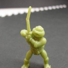 Figuras de Goma y PVC: FIGURITA DUNKIN O SIMILAR PERSONAJE TORTUGAS NINJA PREMIUM. Lote 45895933