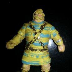 Figuras de Goma y PVC: ANTIGUA FIGURA DE GOMA DE JIN - ESTEREOPLAST DE GOLIAT DE LOS AÑOS 50 - SERIE CAPITAN TRUENO - GOMA . Lote 45905706