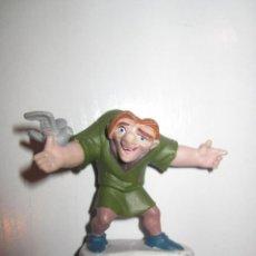 Figure di Gomma e PVC: FIGURA DE GOMA DURA EL JOROBADO DE NOTRE DAME. Lote 45934037