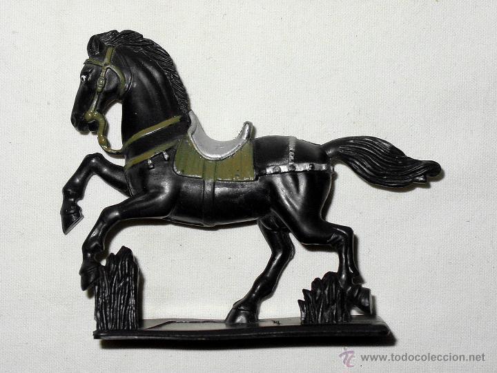 Figuras de Goma y PVC: CABALLO DE GOMA. AÑOS 70/80 - Foto 5 - 46035109