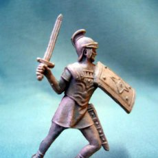 Figuras de Goma y PVC: FIGURA DE PLASTICO, FUSILADA DE JECSAN, ROMANO . Lote 46038354