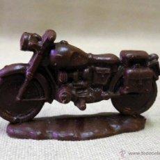 Figuras de Goma y PVC: FIGURA DE PLASTICO, PIPERO O KIOSCO, MOTO, MOTOCICLETA. Lote 46039121