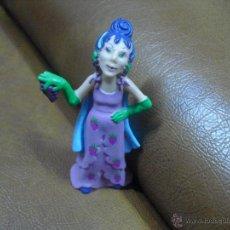 Figuras de Goma y PVC: MUÑECA/FIGURA.-DAMA EN LA FIESTA DEL VINO MIDE7,50 CMS. AÑO 1982. Lote 151990882