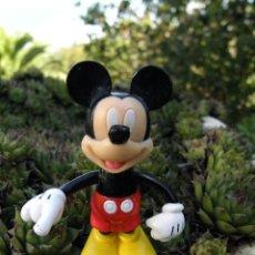 Figuras de Goma y PVC: FIGURITA ARTICULADA MICKEY MOUSE DE WALT DISNEY DE 8 CM. Lote 46128599