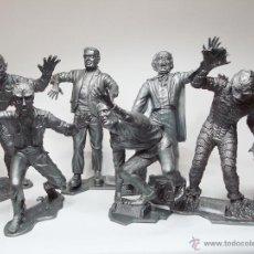 Figuras de Goma y PVC: REEDICIÓN MARX - MONSTRUOS DE LA UNIVERSAL - FRANKENSTEIN, LA MOMIA, EL HOMBRE LOBO, ETC.... Lote 131455123
