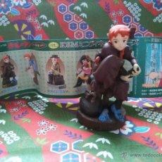 Figurines en Caoutchouc et PVC: ANNE OF GREEN GABLES AKAGE NO AN ANA DE LAS TEJAS VERDES GASHAPON. Lote 46160114