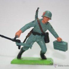 Figuras de Borracha e PVC: FIGURA BRITAINS SOLDADO ALEMAN 2. Lote 46186959