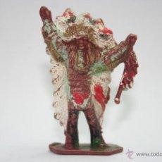 Figuras de Goma y PVC: FIGURA OESTE INDIO MARCA LONE STAR 2. Lote 46228691