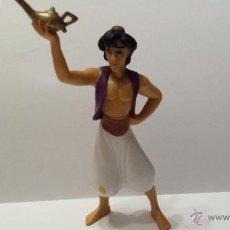 Figuras de Goma y PVC: FIGURA PVC MARCA BULLYLAND ALADDIN DISNEY. Lote 46325482