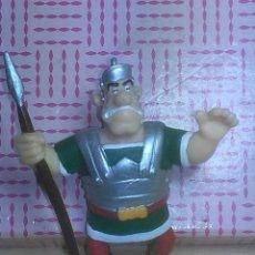 Figuras de Goma y PVC: FIGURA PVC PLASTOY SOLDADO ROMANO ASTERIX . Lote 46552109