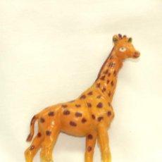 Figuras de Goma y PVC: CAPELL JIRAFA EN PLÁSTICO FIERAS. Lote 139305290