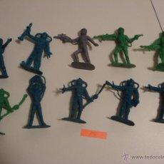 Figuras de Goma y PVC: LOTE DE 10 FIGURAS COMANSI OVNI --LOTE 15--. Lote 46622850