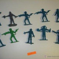 Figuras de Goma y PVC: LOTE DE 10 FIGURAS COMANSI OVNI --LOTE 3--. Lote 46622860