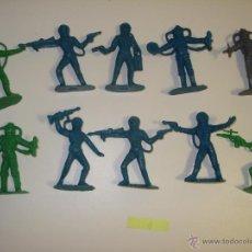 Figuras de Goma y PVC: LOTE DE 10 FIGURAS COMANSI OVNI --LOTE 1--. Lote 46622882