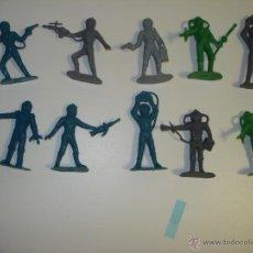 Figuras de Goma y PVC: LOTE DE 10 FIGURAS COMANSI OVNI --LOTE 4--. Lote 46622886