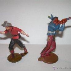 Figuras de Goma y PVC: ANTIGUAS FIGURAS.. Lote 46644806