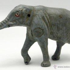 Figuras de Goma y PVC: ELEFANTE PECH GOMA AÑOS 50. Lote 46645058